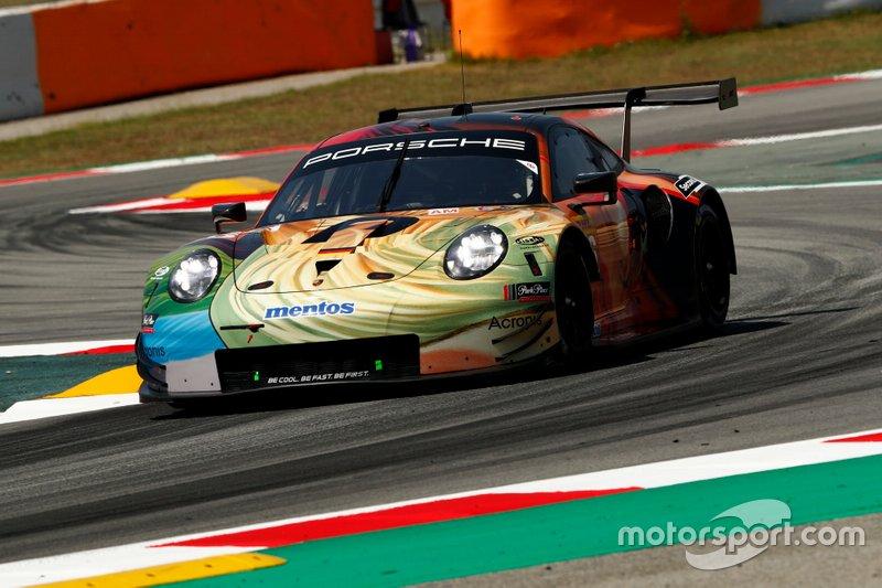 Team Project 1 - Porsche 911 RSR
