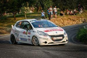 Alessandro Casella, David Arlotta, Peugeot 208 R2