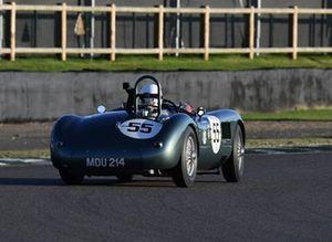 Freddie March Memorial Trophy John Young Jaguar C-Type