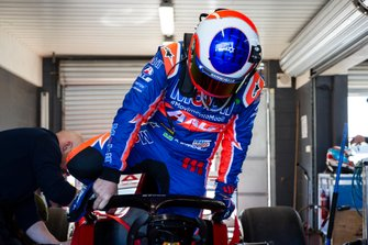 Rubens Barrichello, Team BRM S5000