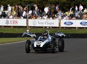 Homenaje a Cooper Car Company David Brabham