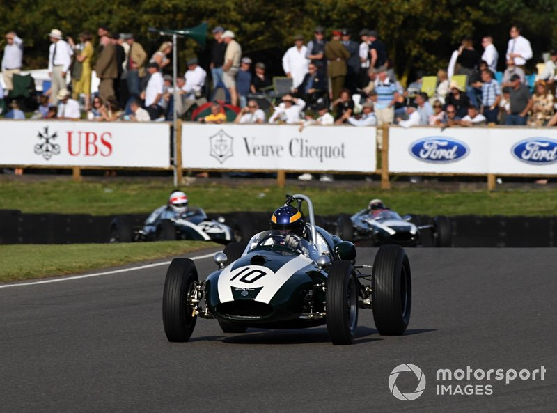 Tribute to Cooper Car Company David Brabham