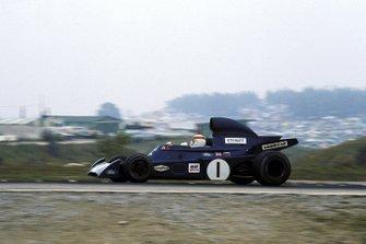 Jackie Stewart, Tyrrell 005