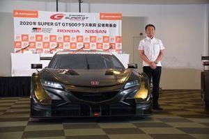ホンダNSX-GT