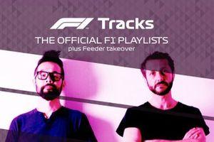 Fórmula 1 divulga playlist de músicas oficial da categoria, escolhida pelo grupo Feeder
