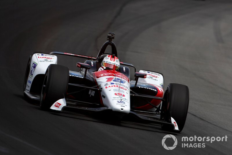 9. Graham Rahal, Rahal Letterman Lanigan Racing Honda