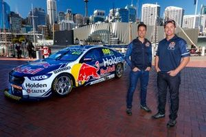 Steven Richards, Team 18, Craig Lowndes, Triple Eight Race Engineering Holden