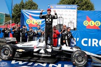 Racewinnaar Simon Pagenaud, Team Penske Chevrolet