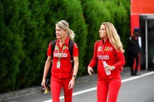 Britta Roeske, Ferrari