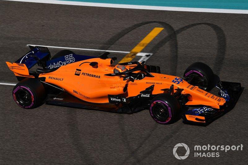 Carlos Sainz Jr., McLaren MCL33: 1:38.547 (Hiperblando 2019)