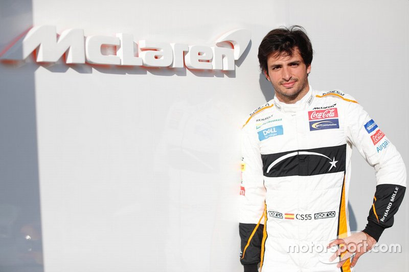 Carlos Sainz, McLaren (Llega de Renault)