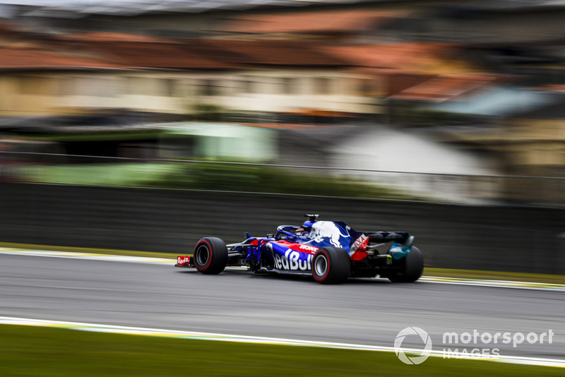11. Brendon Hartley, Toro Rosso STR13