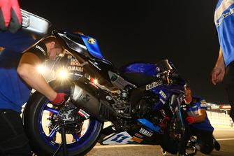 Sandro Cortese, Kallio Racing motor