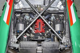 Motore Honda NSX GT3