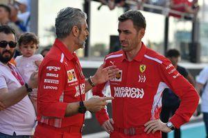 Maurizio Arrivabene, szef zespołu Ferrari