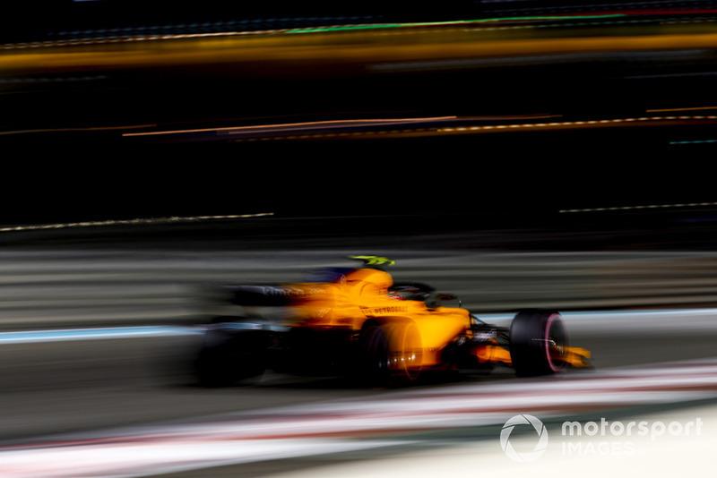 18. Stoffel Vandoorne, McLaren MCL33