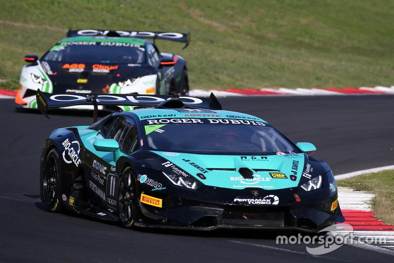 Lamborghini Huracan Super Trofeo EVO #18 Konrad Motorsport, Carrie Schreiner