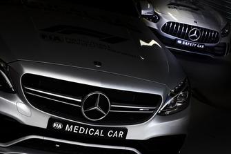 Safety Car e Medical Car