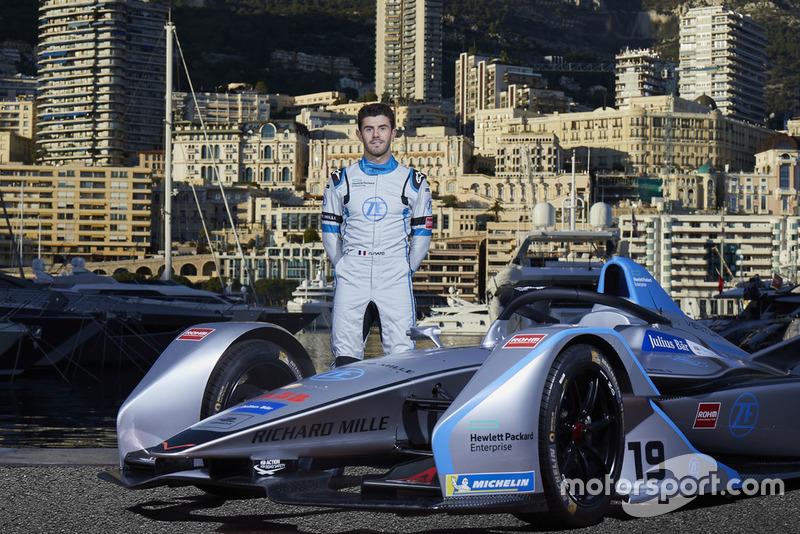 Norman Nato, Venturi Formula E Team