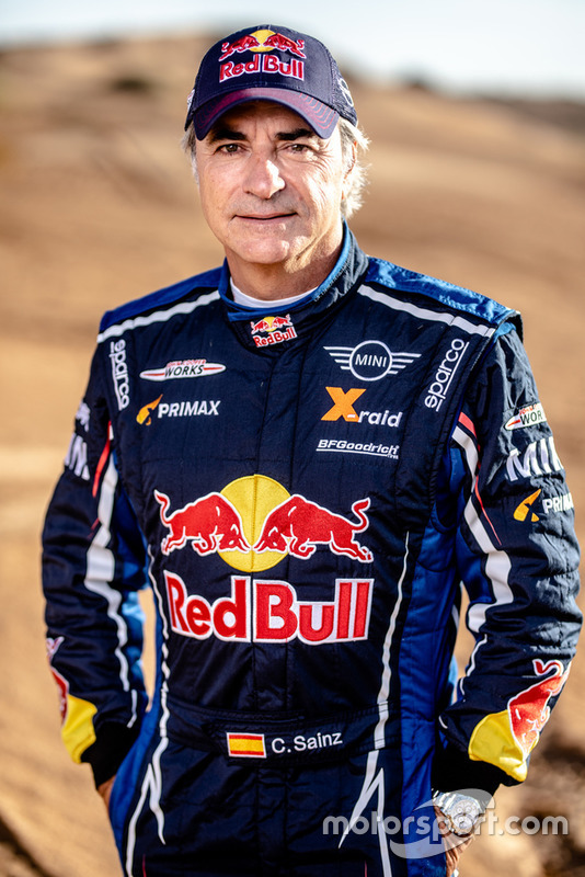 Carlos Sainz, X-raid MINI JCW Team
