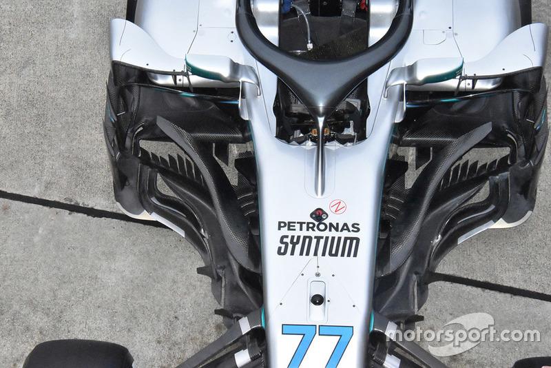 Mercedes-AMG F1 W09 - Valtteri Bottas