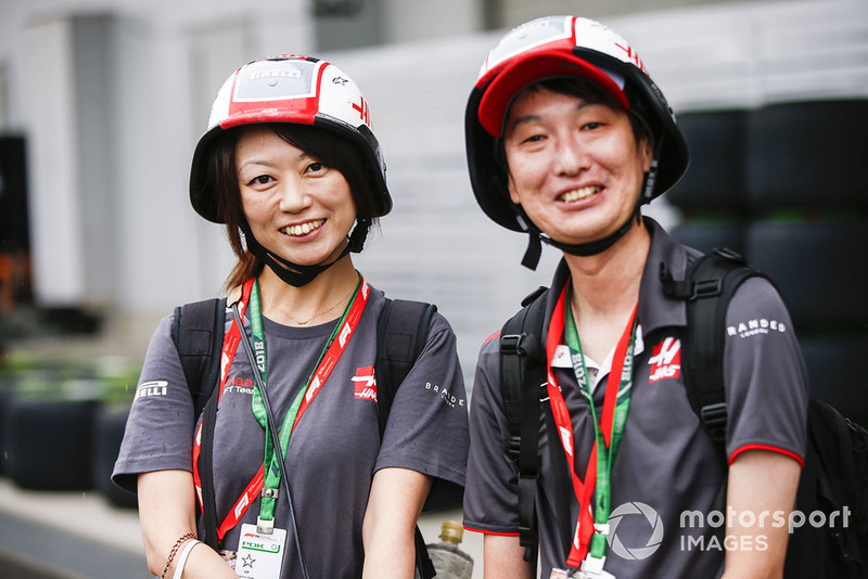 Haas F1 taraftarları