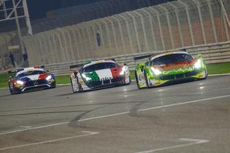 #333 Germany, Rinaldi Racing Ferrari 488 GT3: Alexander Mattschull, Nico Bastian
