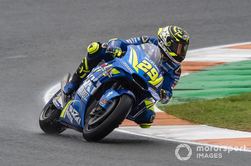 2018: Andrea Iannone, Team Suzuki MotoGP