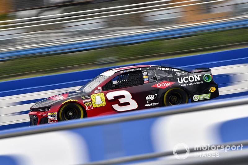 16. Austin Dillon, Richard Childress Racing, Chevrolet Camaro Dow UCON
