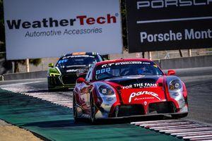 #51 Team Panoz Racing Panoz Avezzano: Ian James, Preston C. Calvert, Mathew Keegan