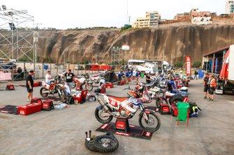 #66 KTM: Danny Robert Nogales Copa