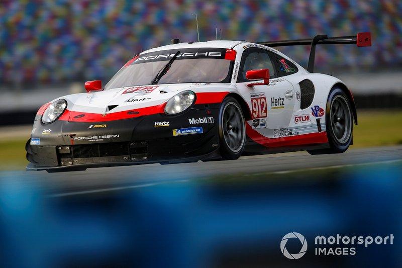 #912 Porsche GT Team, Porsche 911 RSR (GTLM)
