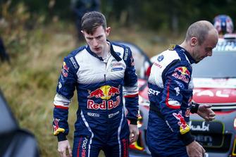 Elfyn Evans, Daniel Barritt, M-Sport Ford WRT Ford Fiesta WRC