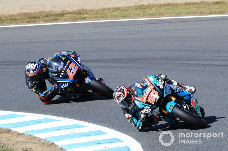 Fabio Quartararo, Speed Up Racing, Francesco Bagnaia, Sky Racing Team VR46