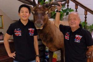 Rio Haryanto, pembalap, Memet Djumhana, General Manager TTI
