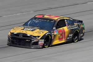 Ryan Newman, Richard Childress Racing, Chevrolet Camaro Caterpillar Next Gen Excavator