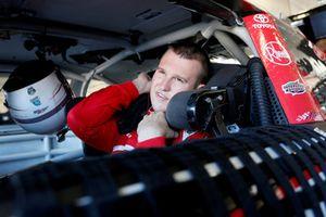 Ryan Preece, Joe Gibbs Racing, Toyota Camry Rheem - Johns Mansville