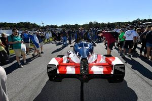 DeltaWing on grid.
