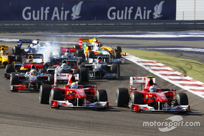 Fórmula 1 - GP do Bahrein 2011