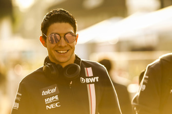 Esteban Ocon, Racing Point Force India