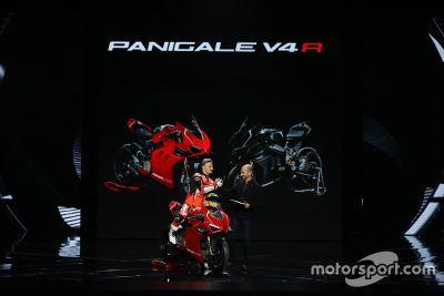 Ducati Panigale V4R unveil