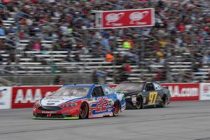 Joey Logano, Team Penske, Ford Fusion AAA Insurance, David Starr, Obaika Racing, Toyota Camry