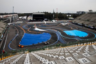 ROC Mexico track layout