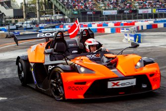 Tom Kristensen, KTM X-Bow Comp R