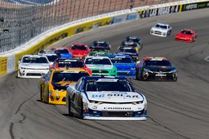 Ross Chastain, Chip Ganassi Racing, Chevrolet Camaro DC Solar, Daniel Hemric, Richard Childress Racing, Chevrolet Camaro South Point Hotel & Casino