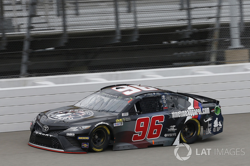 38. Jeffrey Earnhardt, Gaunt Brothers Racing, Toyota Camry Xtreme Concepts / Project K9 Hero
