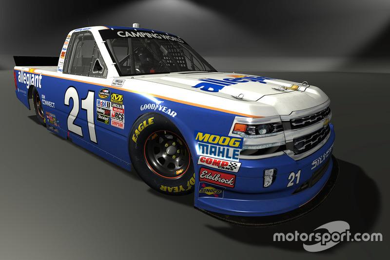 Johnny Sauter, GMS Racing, Chevrolet Silverado
