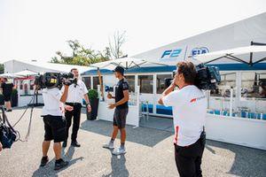 Media activities, Sean Gelael, PREMA Racing