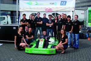 Teamfoto Forze Hydrogen Electric Racing