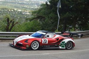 Marco Gramenzi, Alfa 4C, Ab Motorsport